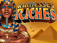 Онлайн-казино Вулкан и слоты с бонусом Ramesses Riches